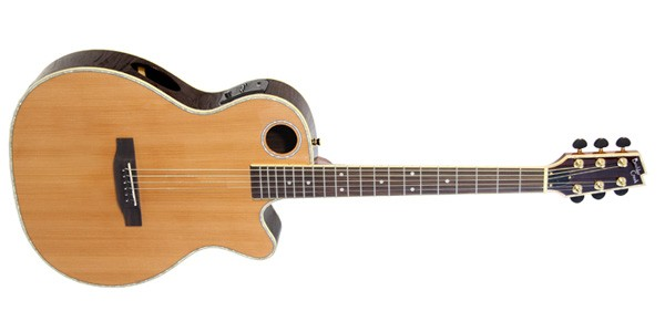 Guitare Boulder Creek OM Body ECRM4-N