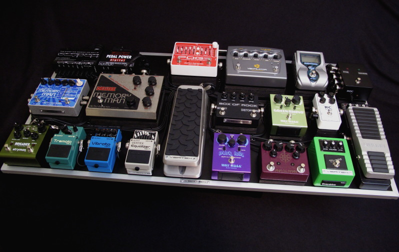 Comment organiser son Pedalboard ? - le coin guitariste