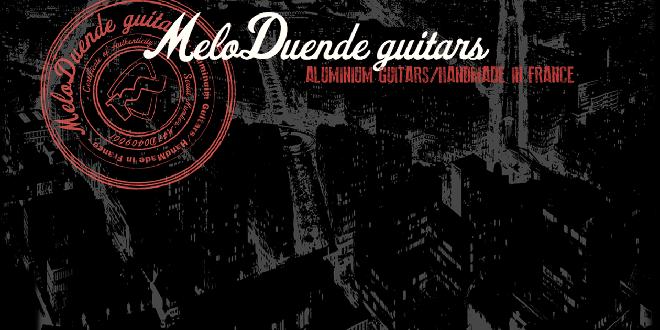 Meloduende Guitar : Interview  Exclusive