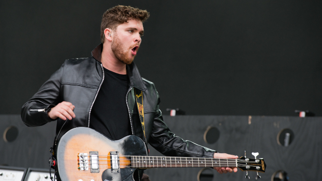 Mike Kerr Royal Blood Bassiste