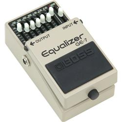Boss Ge-7 Equalizer Pedale