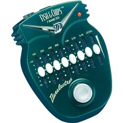 Danelectro Dj14 Fish And Chips 7-Band Eq Pedal top 5 des pédales equalizer
