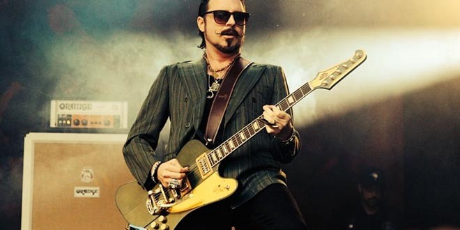 Scott Holiday et The Rival Sons