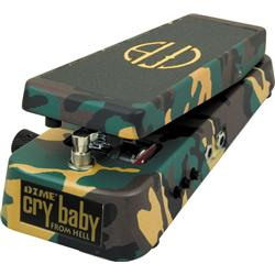 Dunlop Db-01 Dimebag Crybaby From Hell