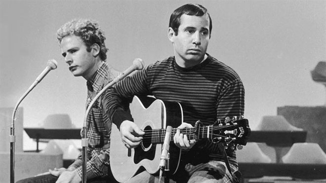 Tablature de Simon et Garfunkel Sound of Silence