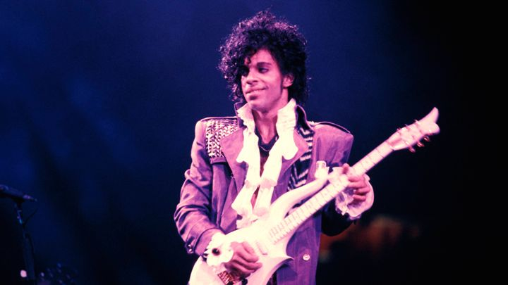 Tablature purple rain prince