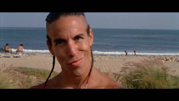 anthony kiedis dans le film point break