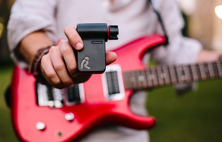 roadie accordeur guitare automatique connecté