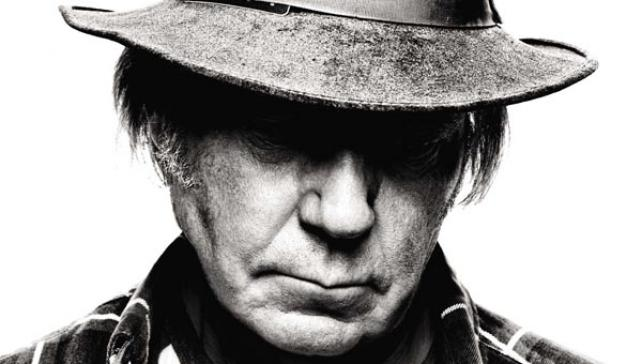 Nouvel album de Neil Young
