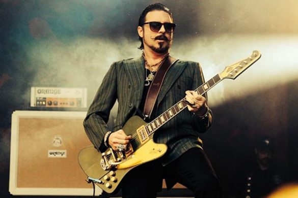 scott holiday Rival sons