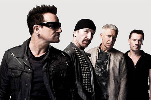 tablature one u2