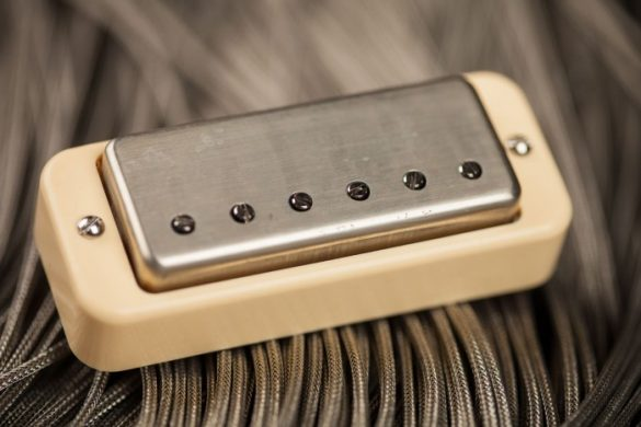 micro guitare mini humbucker